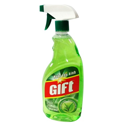 Glass cleaner 580ml