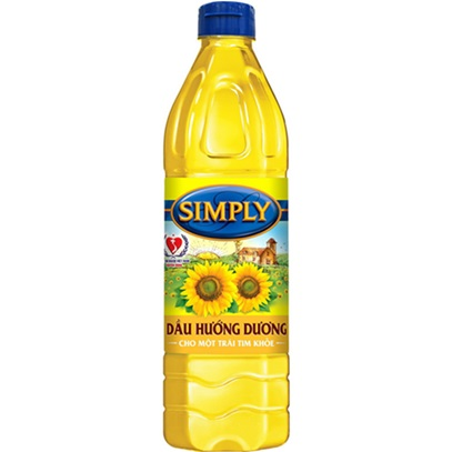 Simply Pure Sunflower Oil